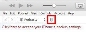 itunes-iphone-backup-settings
